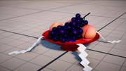 【MMDアクセサリー配布】Fate/Grand Order_酒呑童子の朱盃