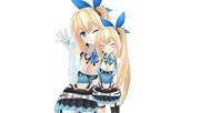 【MMD】ミライアカリとロリアカリ【尊い】
