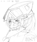 戦闘機少女SR-71