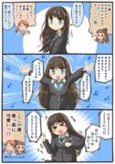Happy New Yeah! の凛ちゃんが可愛いって言いたいだけの漫画。