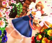 【ボクとアリスちゃん】アリスのホットケーキ♪