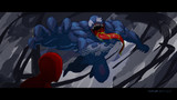 襲い掛かるヴェノム【スパイダーマン】