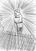 実装前から欲しかった刑部姫が当たらなかったから姫路城の屋根から叫ぶマーモットぐだお