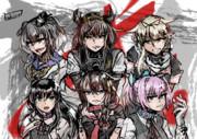 戌年特別編成「鉄の猟犬」艦隊