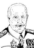 ドイツ帝国陸軍参謀次長エーリッヒ・ルーデンドルフ大将