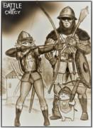 ヴァロア朝フランス王国レイプ!イングランド長弓歩兵と化した謎エルフ