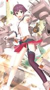 阿賀野型軽巡姉妹の末っ子、四番艦