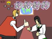 ャギ娘&パンツァー