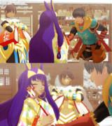 【Fate/MMD】謹賀新年