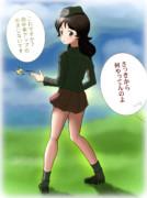 【ガルパン】黒森峰のエリカ号砲手ちゃん