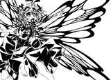 【切り絵原画】 エタニティラルバ