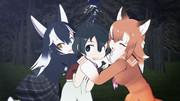 【MMD】オオカミモフサンド!