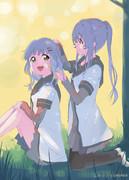 綾乃と櫻子