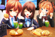 【かにフレ!】メロンパン放送局♡