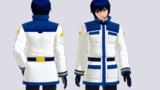 【モデル配布】  KAITO_ツーリングジャケット・セーター