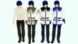 KAITO ツーリングジャケット 3種とセーター
