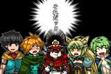アニメドリフターズ5話戦闘シーンを見た鯖達