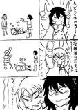 ガルパン最終章まんが がんばれ安藤&押田