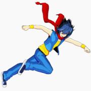 ブルー・ストーム! 星神雷空