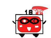 超会議2018のテレビロゴver2
