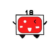 超会議2018のテレビロゴver3
