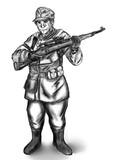 ドイツ軍山岳猟兵