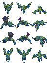 RPGXPVX規格変換素材ワイバーン