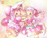 【プリキュア】キュアぺコリンをHUGっ!