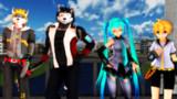 VOCALOID X UTAU獣人