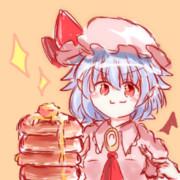 ホットケーキはすてき
