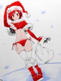 クリスマス蛮奇ちゃん
