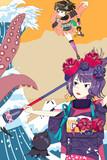 葛飾北斎と百姫