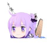 一式ゆっくり艦船少女 1隻目 ゆっくりユニコーン