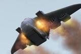 ガウ攻撃空母 離陸テスト