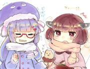 冬ウナきり