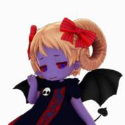 【MMD】変貌【メルフィさん】