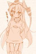 例のセーター天津風