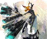 未来狐さん♪