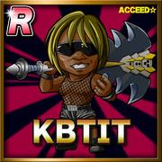 KBTIT(レア)