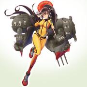 大和(ヤマト)ガール・船務科版