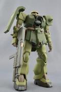 HGUC MS-06FZザクII FZ