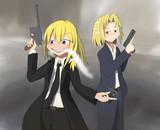 わるいきぬ姉貴と強盗エルフ