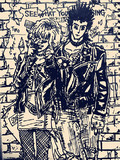 punk rock lovers in london