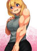 筋肉のSKちゃん