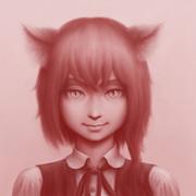 """""""Portrait de la fille de Lady Rina"""""""