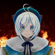 【Blender】電脳少女シロ