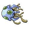 【ドット絵】メガドククラゲ☆色違い  [Mega Tentacruel]