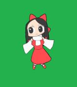 歩くSRMY姉貴GIF