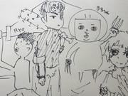 #コンパスエンジョイ部     ヒーロー妄想部
