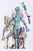 オリジナル怪人/JELLY's